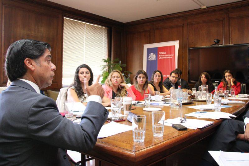 SENDA reconoce prácticas preventivas de organizaciones de Puerto Montt y Calbuco