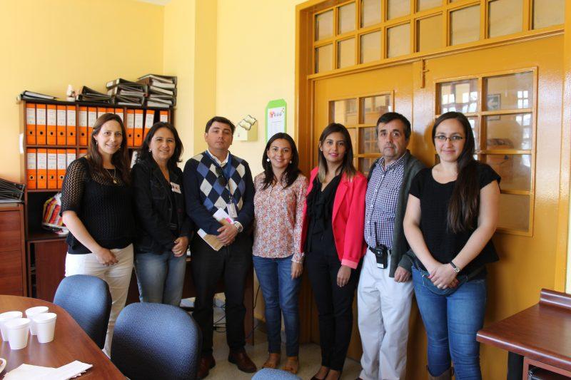 Directora Regional visita centros de tratamiento de la Red SENDA Araucanía