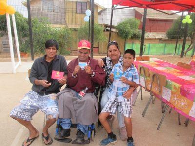 Vecinos de Pangalillo se comprometen con la prevención