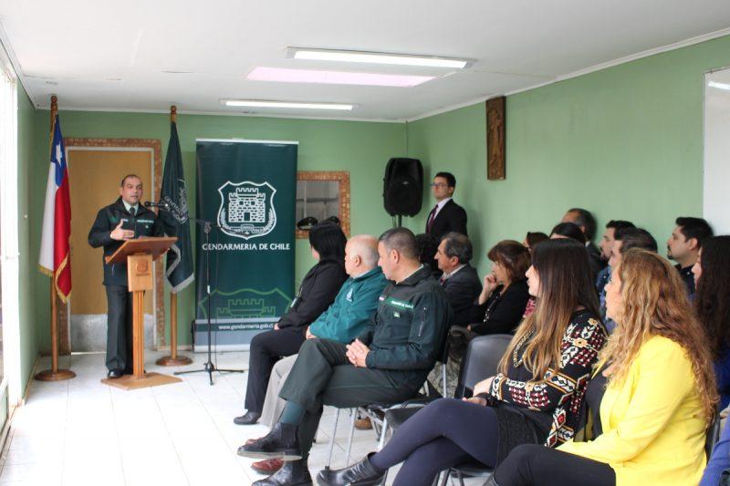 Dan a conocer Programa de Tratamiento de Adicciones en complejo penitenciario de Valparaíso