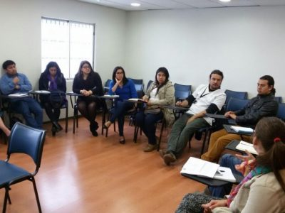 Senda Previene La Unión reunió a integrantes de la red de tratamiento para coordinar acciones durante el año