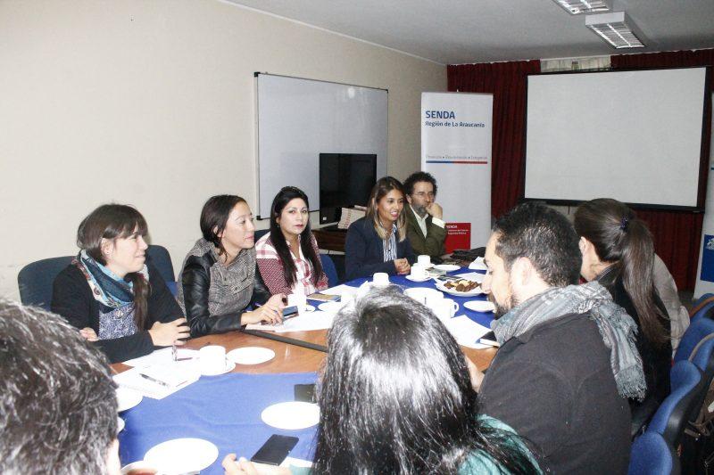 SENDA Araucanía lleva a cabo segunda mesa técnica SENDA Previene en la comunidad en la región de La Araucanía