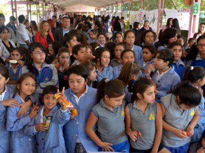 SENDA realiza el lanzamiento  de sus programas preventivos para establecimientos educacionales de la región de Valparaíso