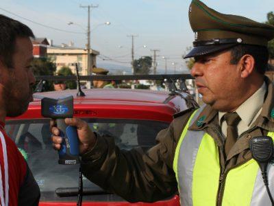 Ambulancia SENDA Biobío registró la mayor cantidad de controles preventivos en el país