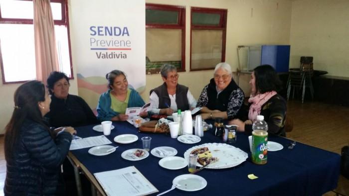 Organizaciones sociales de Pablo Neruda implementarán estrategias preventivas en su comunidad