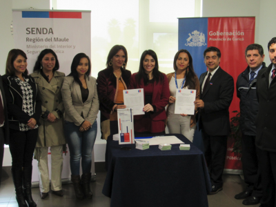 Director Nacional del SENDA inauguró Centro Residencial de Tratamiento y plasmó compromisos de Mesa Regional de Drogas