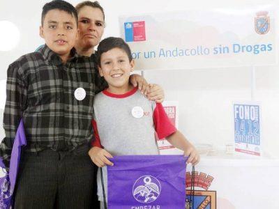 En Andacollo promueven la prevención a través de la actividad física