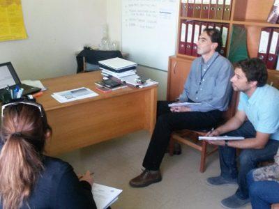 Desarrollan capacitaciones en debates estudiantiles