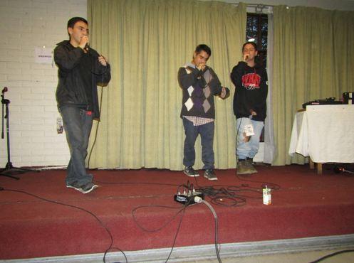 Previene Vitacura apoya encuentro de hip-hop en junta de vecinos