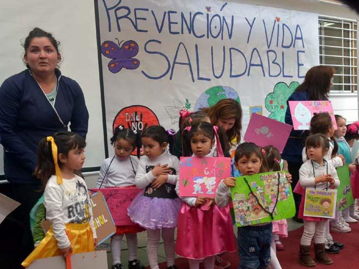 Lanzan en Cartagena programas educacionales de SENDA para establecimientos de la comuna