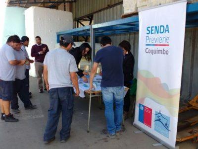 """Organizan primera """"Feria de Calidad de Vida"""" en Empresas Celta"""