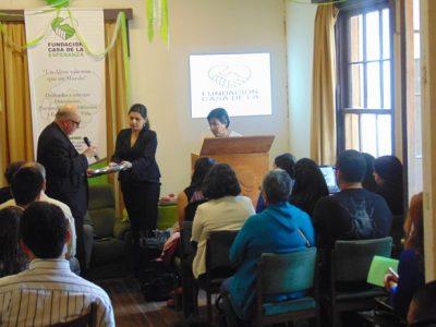 Emotivo egreso en Casa de la Esperanza La Serena