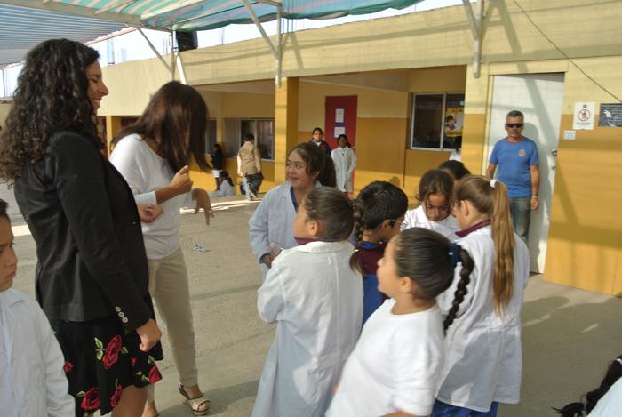 Potencian programas preventivos de alcohol y drogas que implementan colegios de Iquique y Alto Hospicio