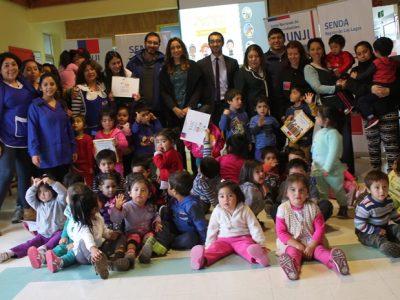 """SENDA y JUNJI Los Lagos promueven programa preventivo  """"Descubriendo el Gran Tesoro"""" en Puerto Varas"""