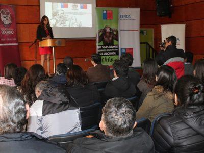 En Osorno lanzan programa de tratamiento para personas en situación de calle