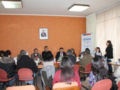 SENDA Previene La Unión realizó reunión anual de Comisión Comunal de Drogas