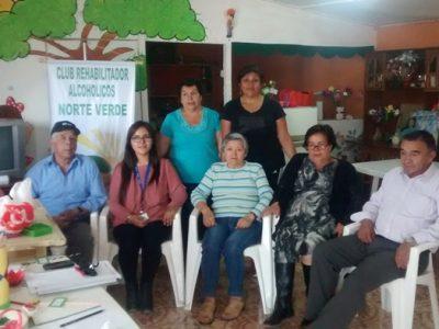 Club Norte Verde se suma al trabajo preventivo en Ovalle