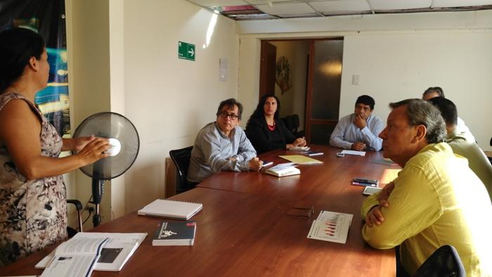 SENDA participa en primera reunión del CORESET para elaborar Plan Regional de Seguridad de Motocicletas