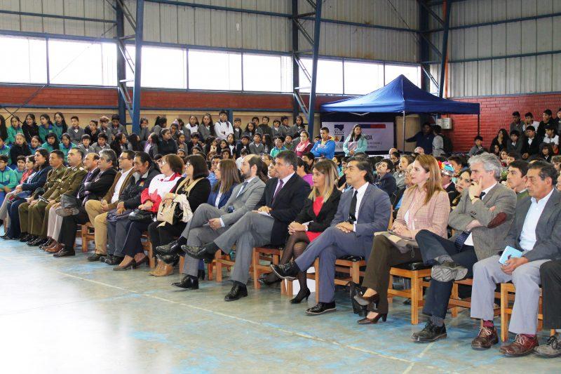 847 establecimientos de la región de la Araucanía accederán a nuevos programas preventivos de SENDA