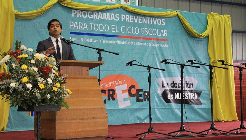 En Fonda Cero Alcohol, SENDA inicia campaña preventiva para Fiestas Patrias en Valparaíso