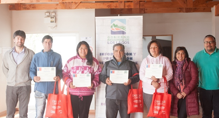 Dirigentes vecinales de San Juan de la Costa realizarán difusión preventiva en la comuna
