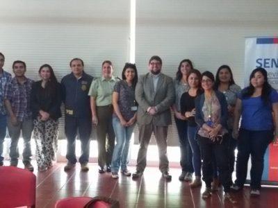 Mesa Comunal de Drogas refuerza su compromiso con la prevención en Vicuña