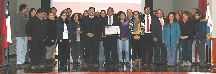 Quirihue es la primera municipalidad en certificarse como espacio laboral preventivo de la provincia de Ñuble