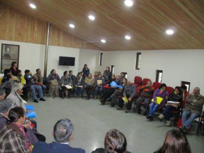 SENDA Previene La Unión informó sobre acciones en temática de alcohol a 37 representantes de organizaciones sociales