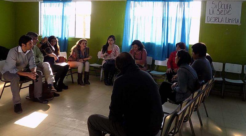 Directora regional de SENDA Valparaíso visita Villa San José María de Casablanca