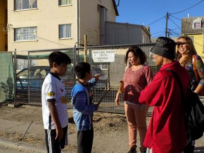Puerto Montt: difunden oferta programática a vecinos de Antuhue