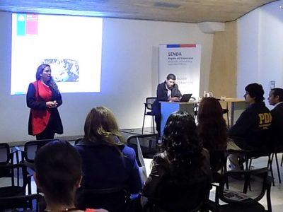 Se fortalece Red de Prevención en la Comisión Regional de Drogas de SENDA en Valparaíso