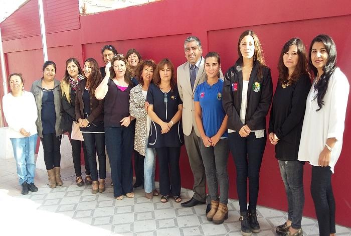 En Vallenar entregan nuevas herramientas de prevención a docentes