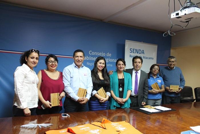 Trabajadores y Trabajadoras del Gobierno Regional serán parte del programa Trabajar con Calidad de Vida