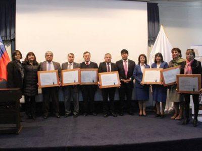 Organizaciones de Calama reciben certificación por implementar cultura preventiva