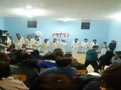 Previene Pudahuel organiza entretenida tarde recreativa con familias