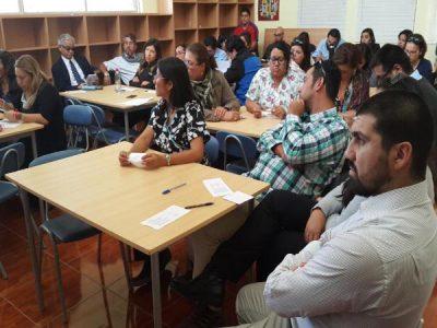 Capacitan a profesores de Pozo Almonteen detección temprana de conductas de riesgo