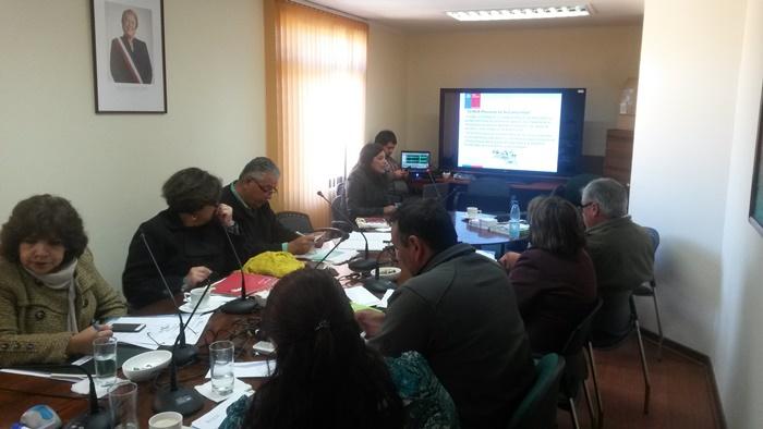 Previene Monte Patria interviene en Concejo Municipal
