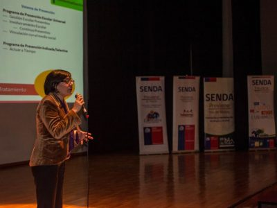 SENDA realizó seminario de prevención en Pozo Almonte