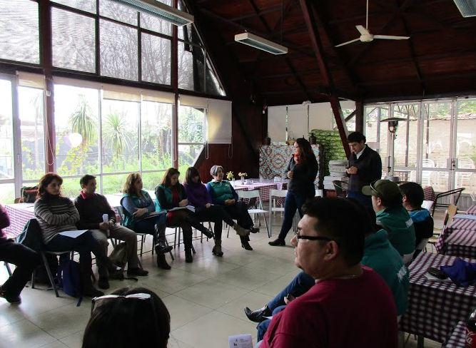 Jóvenes de Casablanca analizan políticas públicas junto a SENDA Previene