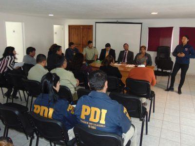 Vecinos de Punta de Choros exponen problemáticas sobre seguridad pública