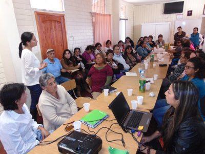 Refuerzan el trabajo preventivo en el sector de La Antena