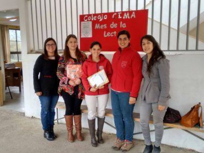 Colegio CIMA  de Coinco se anota para trabajar Programa de Prevención de Drogas y Alcohol con sus alumnos.