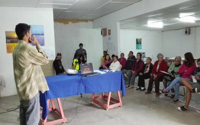 Vecinos de Villa Santa Rosa de Alto Hospicio trabajarán en prevención de drogas y alcohol