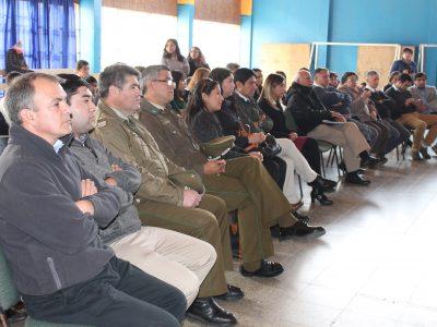 Escuela Radimadi de La Unión realiza primera feria preventiva de SENDA