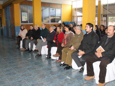SENDA Previene Vitacura organiza primer debate preventivo en Colegio Antártica Chilena