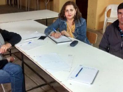 Realizan diálogo barrial en sector Las Ramadas