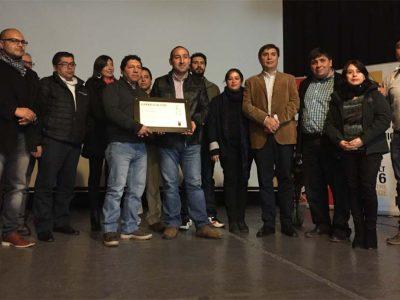Certifican a empresas comprometidas con la Prevención del consumo de drogas y alcohol en Los Andes
