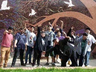Jóvenes de Vicuña crean canciones con mensajes para prevenir el consumo de drogas