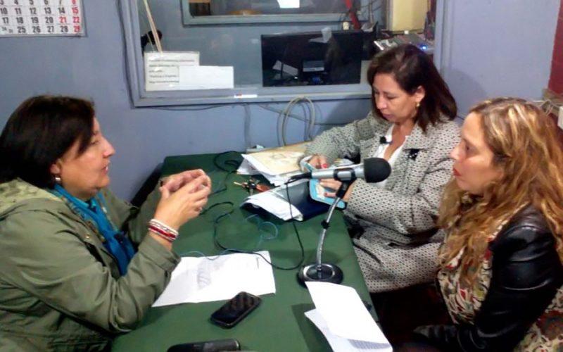 Directora de SENDA Valparaíso participa en conversatorio radial sobre la Villa San José María de Casablanca