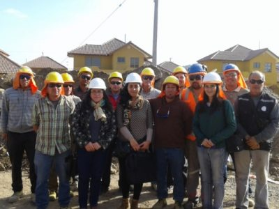 Capacitan a funcionarios de empresa Río Limarí